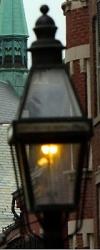 Gas light by John Tlumacki/Globe Staff