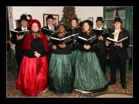 The  Very Merry Dickens Carolers, Cumberland, RI