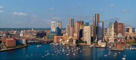 Boston Harbor by thecharlesrealty.com