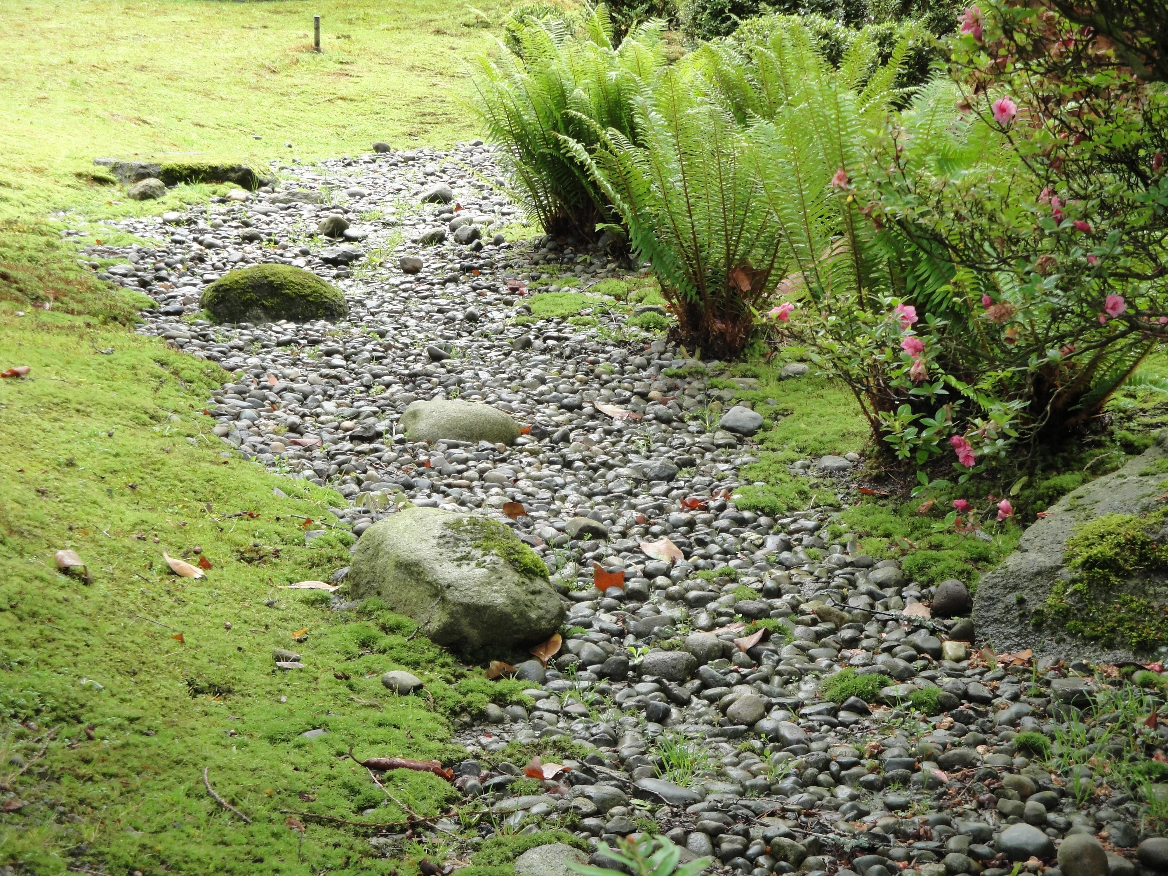 Brilliant Garden Design Dry River Bed On Ideas