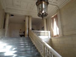 Aldrich Mansion Grand Marble Staircase