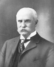 always dapper, Senator Nelson W. Aldrich