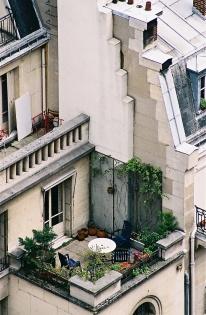 Paris roof garden Pinterest2
