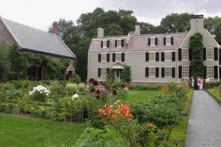 Adams library, garden and home. Tracymar.smugmug.com