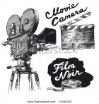 Equipment from the early days of cinema Shutterstock