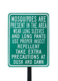 Official mosquito warning! dreamtime.com