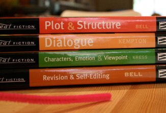 Booksnipviews about writing